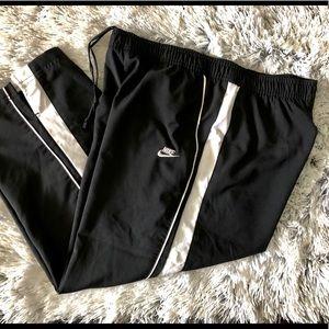 NIKE jugy running caprice black pants size M 05